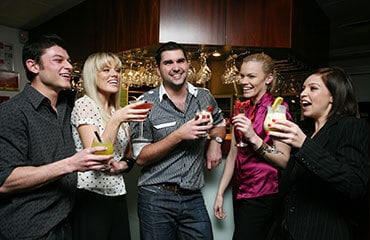 Cocktail party cruises sydney