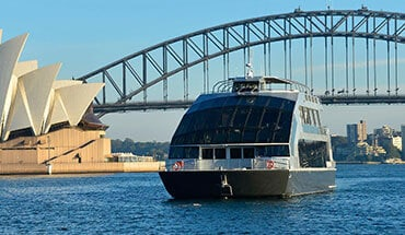 sydney boat hire - epicure