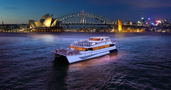 Harbour Spirit gala dinner cruise