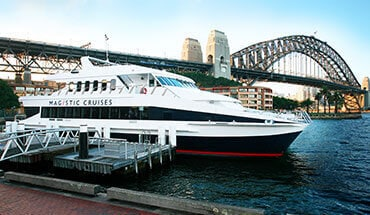 Magistic two boat charter sydney