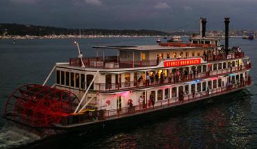 Showboat Paddlewheeler