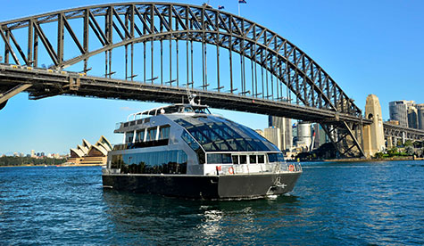 Clearview boat hire sydney harbour