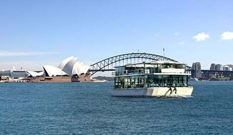 Blueroom boat charter sydney