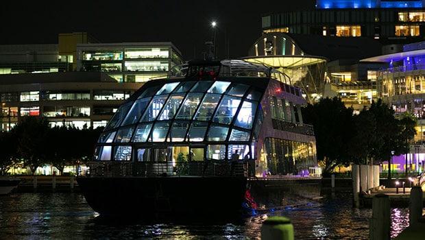 Epicure boat hire sydney harbour