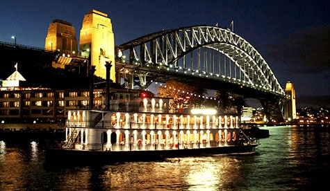 Harbour ballroom boat charter sydney