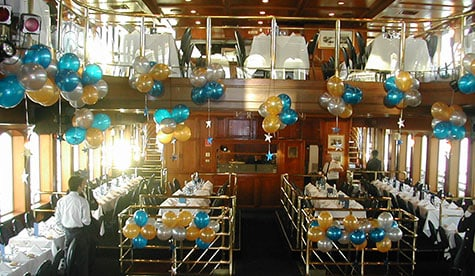 Harbour ballroom corporate event ideas