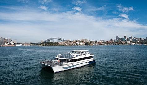 Harbour Spirit boat charter sydney