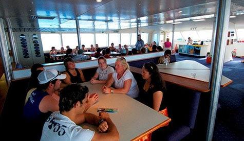 Harbour Spirit corporate event ideas