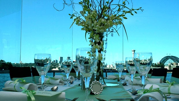wedding charter cruises