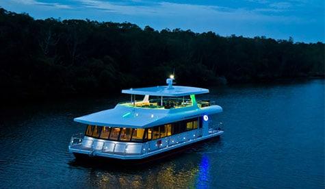 Karisma boat charter sydney