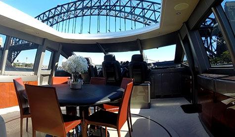 Karisma sydney boat hire