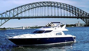 boat hire sydney harbour  - sunseeker