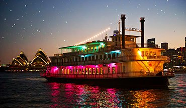 sydney showboats party venues